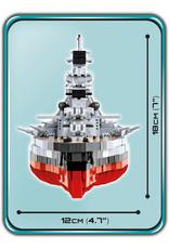 COBI COBI WW2 4819 Battleship Bismarck