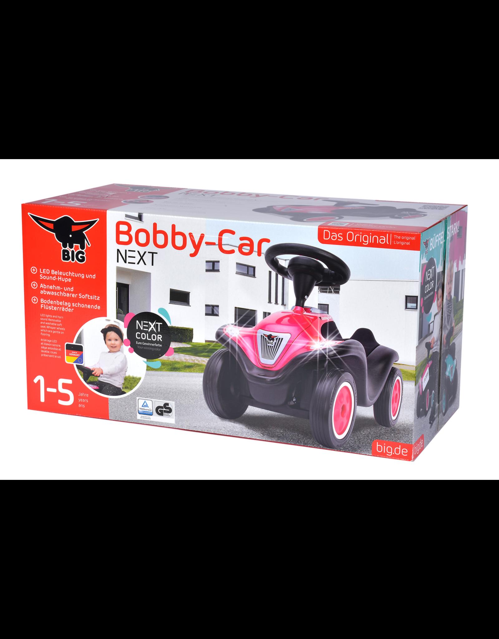BIG BIG Bobby Car NEXT raspberry