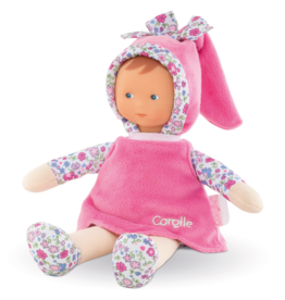 Corolle Miss Pink - Corolle's Flowers  - safe baby doll