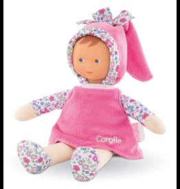 Corolle Miss Pink - Corolle's Flowers - veilige baby pop