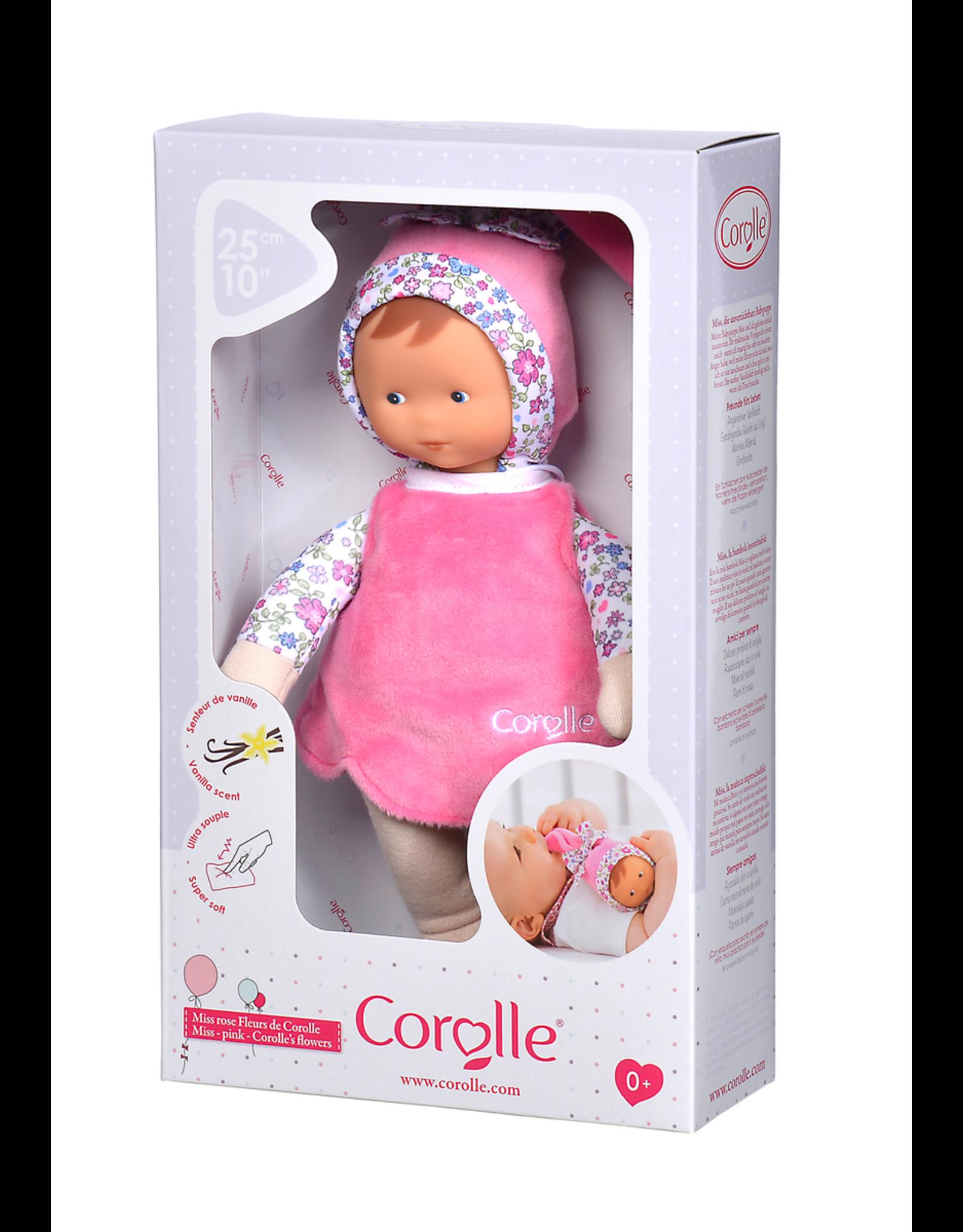 Corolle Corolle - Miss Pink - Corolle's Flowers  - veilige baby pop