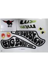 BIG BIG Bobby Car classic Racer Aufklebersatz