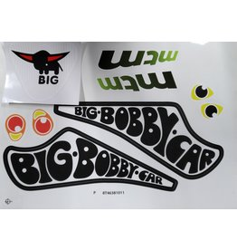 BIG Bobby Car classic Racer sticker set