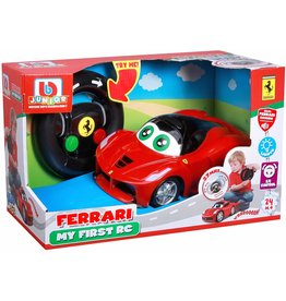 BB Junior BB Junior Ferrari My First  RC 16-91002