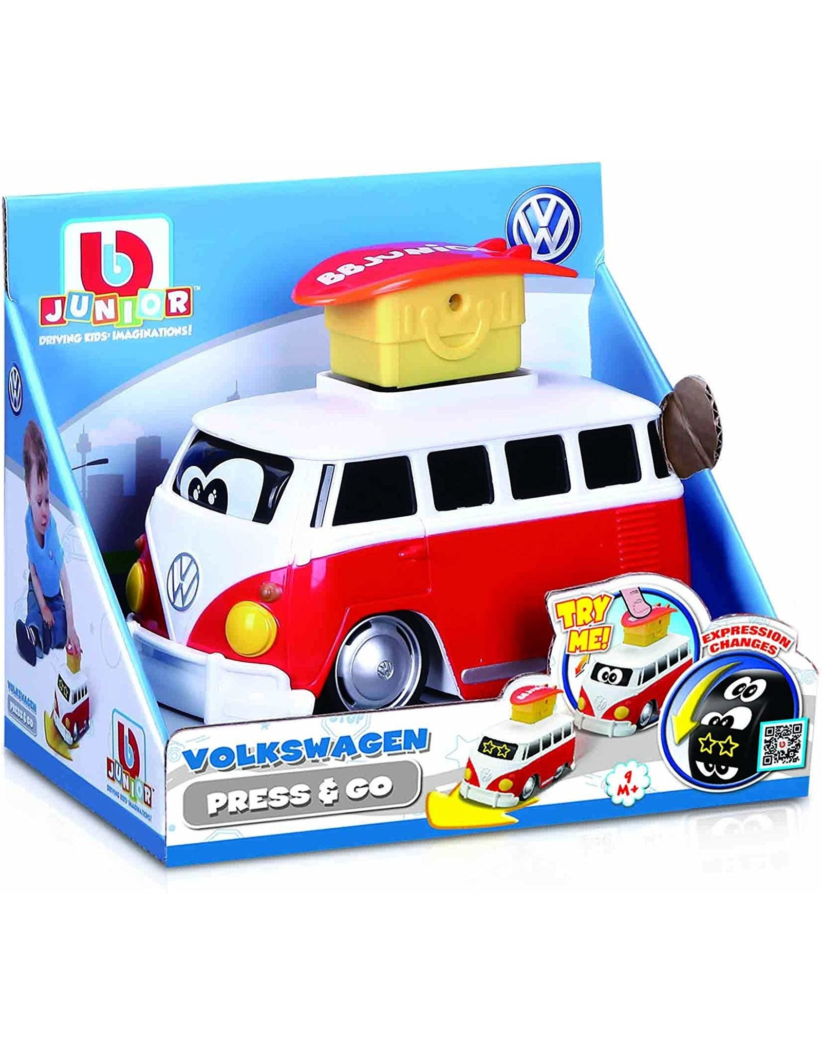 BB Junior BB Junior VW  Press & Go Eco line 16-85110