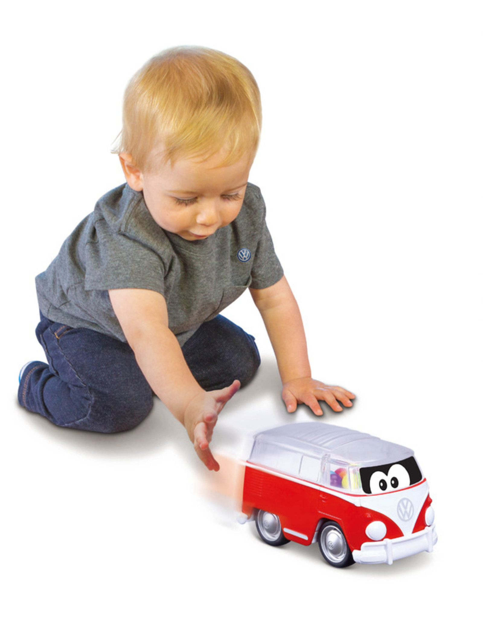 BB Junior BB Junior VW  Poppin Samba Bus 16-85109