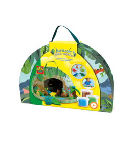 SES Creative Jurassic dino world (play suitcase)