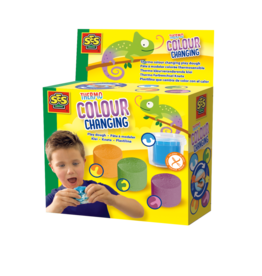 SES Creative Thermo colour changing play dough