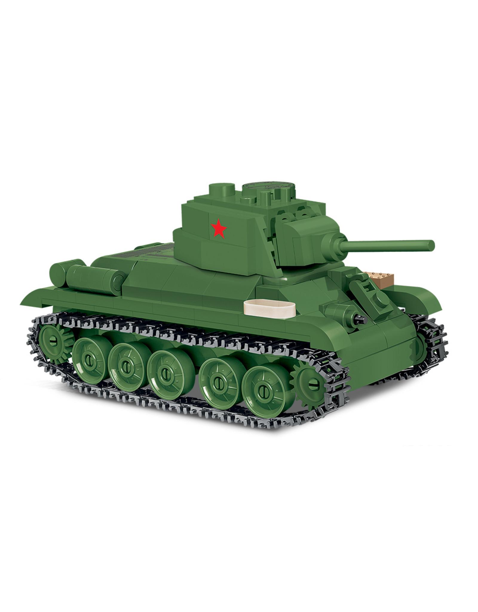 COBI COBI World of Tanks  T-34 3061