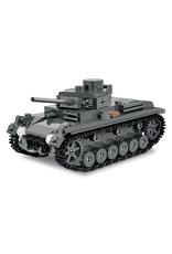 COBI COBI World of Tanks  PZ.KPFW.III 3062
