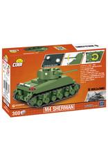 COBI COBI World of Tanks  M4 Sherman 3063