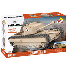 COBI COBI World of Tanks  Churchill I 3064