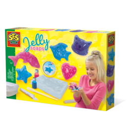 SES Creative Jelly soaps