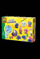 SES Creative Kerzen Figuren gießen