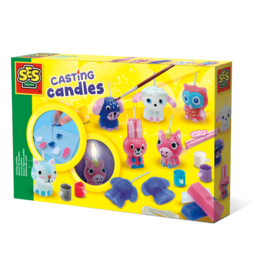 SES Creative Casting candles