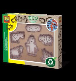 SES Creative Eco klei uitsteekvormen