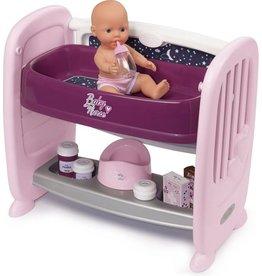 Smoby Smoby Baby Nurse 2 in 1 Puppenbett 220353