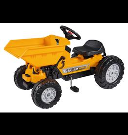 BIG Jim Dumper - pedal tractor