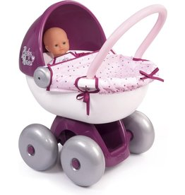 Smoby Smoby Baby Nurse Doll Carriage 220348