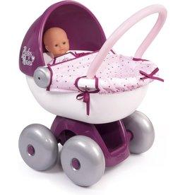 Smoby Smoby Baby Nurse Puppenwagen 220348