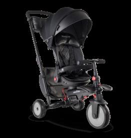 SmarTrike STR7 Folding Stroller Trike - Black