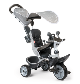 Smoby Baby Driver Komfort Grau