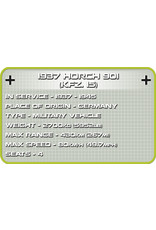 COBI COBI  2405 - Horch 901 KFZ.15