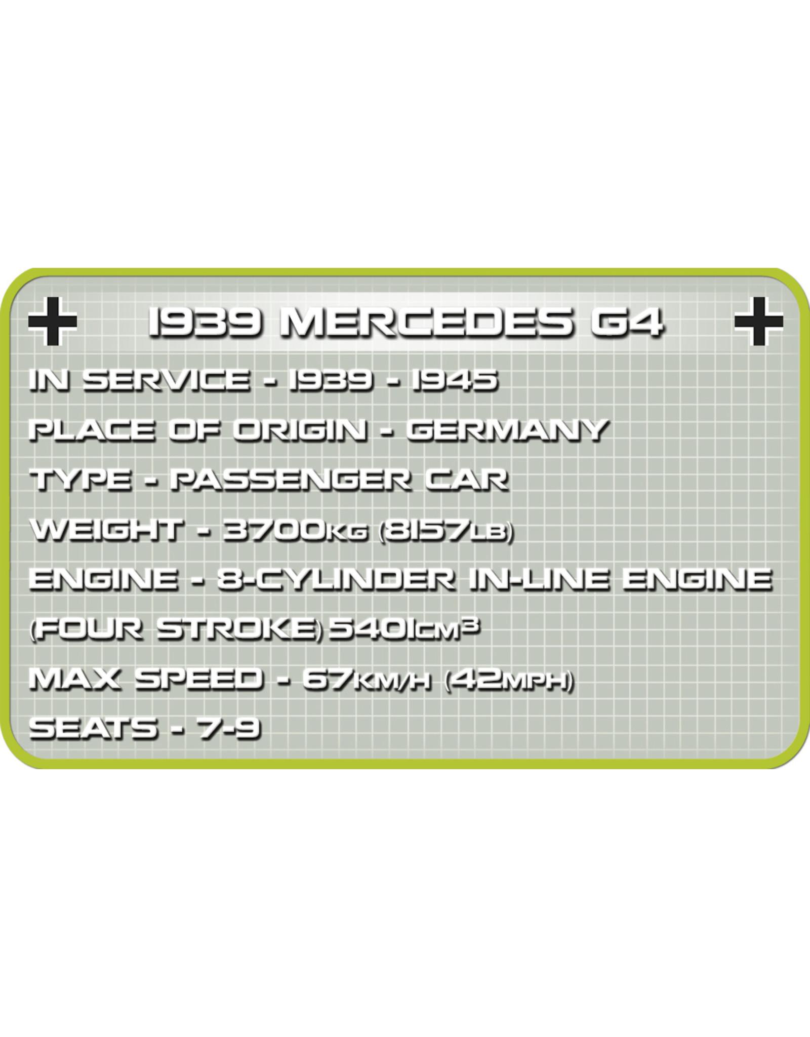 COBI COBI  2409 - Mercedes G4