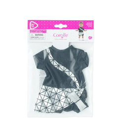Corolle Skater Outfit & Ribbon