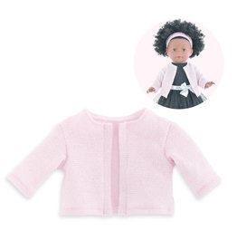 Corolle Gilet Silvered Pink
