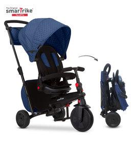 SmarTrike STR7 Folding Stroller Trike - Blue
