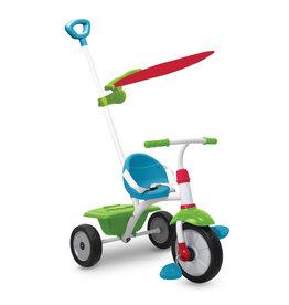 SmarTrike Fun Plus blauw-groen