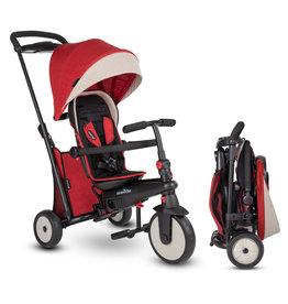 SmarTrike STR5 Folding Stroller Trike - Red