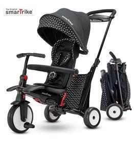 SmarTrike STR5 Folding Stroller Trike - black & white