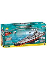 COBI COBI WW2 4823 Prinz Eugen Heavy Cruiser