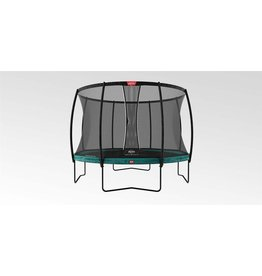 BERG Champion Regular 430 groen + Safety Net DLX XL