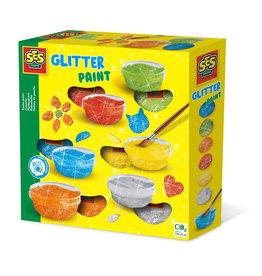 SES Creative Plakkaatverf glitter