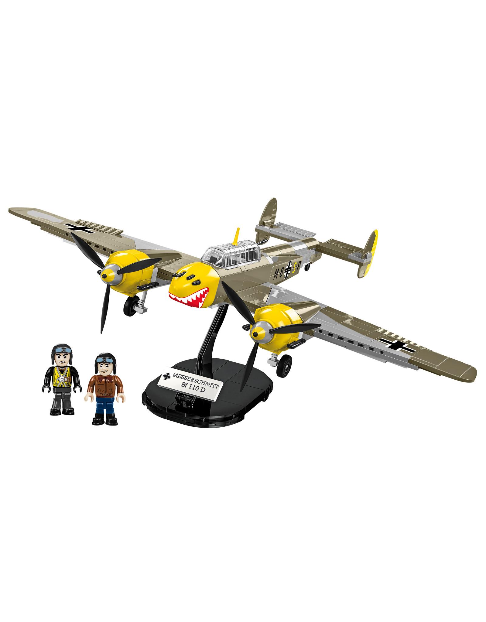 COBI COBI   WW2 5716 - Messerschmitt BF110B