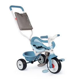 Smoby Be Move Comfort Driewieler Blauw