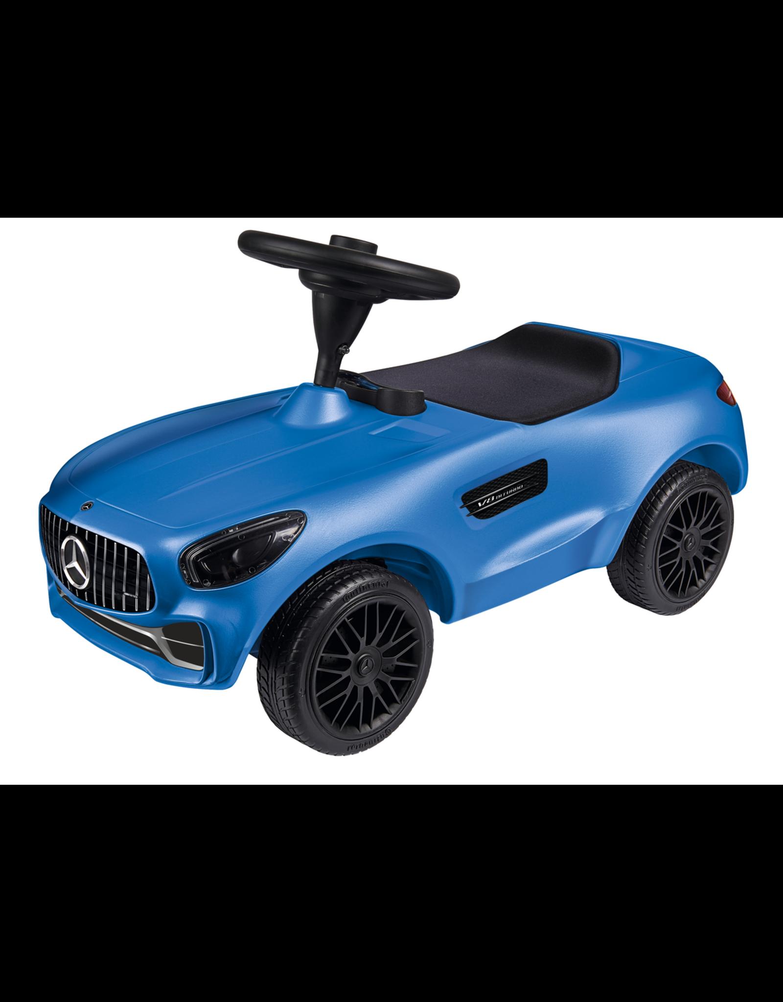 BIG Bobby AMG GT blue