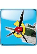 COBI COBI  WW2 5717 - Heinkel HE111