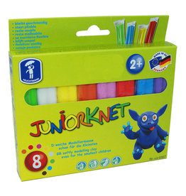 Feuchtmann  JUNIORKNET basic, 8 colors - 300 grams