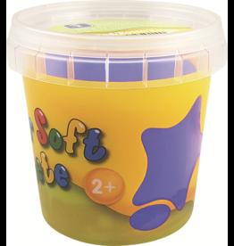 Feuchtmann  Kinder-Soft-Knete - weiche lufttrocknende Knetmasse - blau 150 Gramm