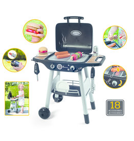 Smoby Smoby 312001 Barbecue - Roleplay Kitchen