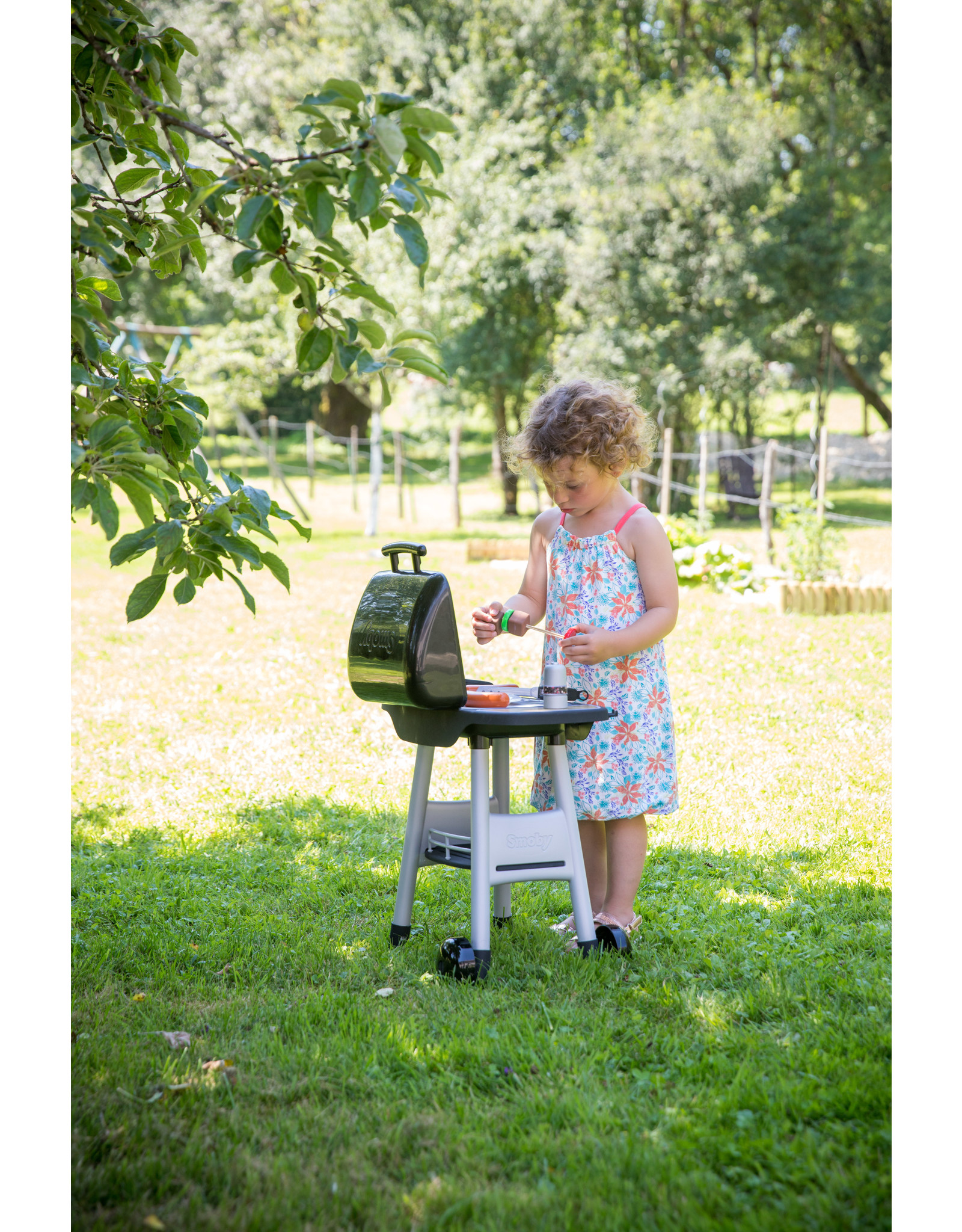 Smoby Smoby - Barbecue - Speel Keuken - Altoys - Copy