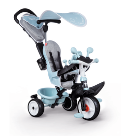 Smoby Baby Driver Plus Blauw