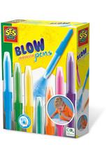 SES Creative SES Blow airbrush pens