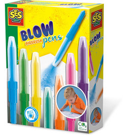 SES Creative Blow airbrush pens