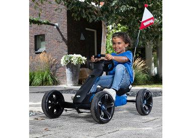 Pedal-Gokarts