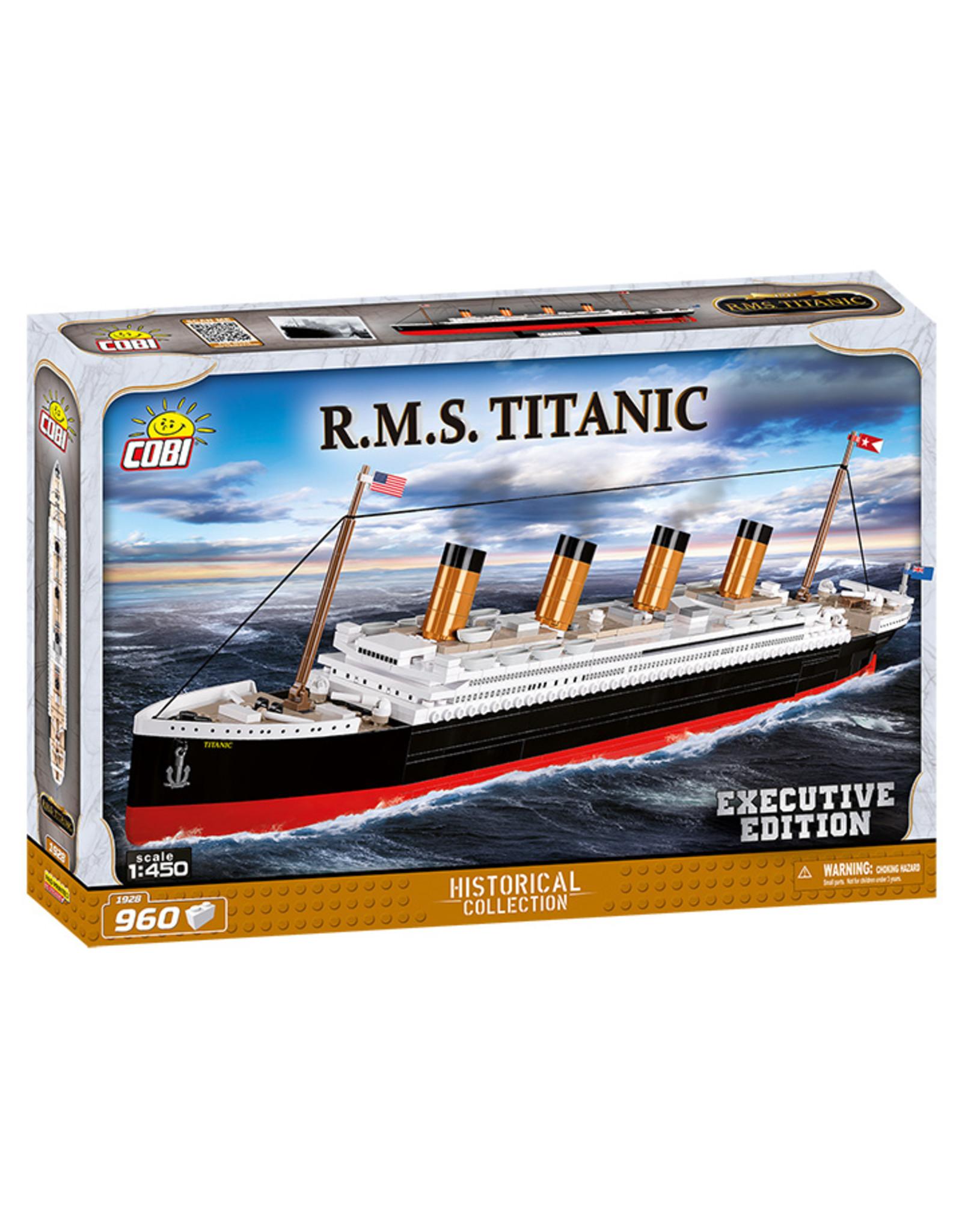COBI COBI 1928 R.M.S. Titanic Executive Edition